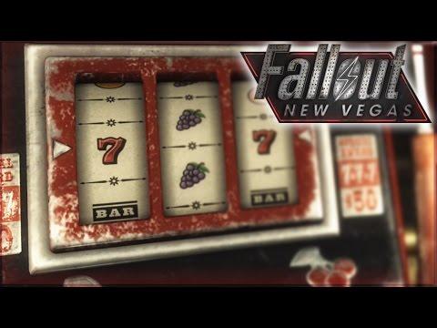 Fallout new vegas slot machine glitch