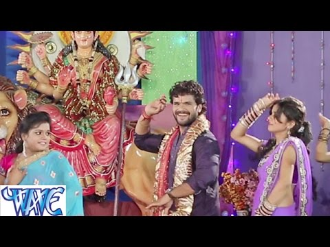 HD जा तारे थावे के मेला - Ja Tare Thawe Ke Mela | Mai Bolaweli | Khesari Lal | Bhojpuri Mata Bhajan
