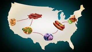Amazing Food You Need To Try On A US Road Trip