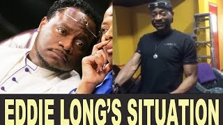 Eddie Long, his condition & being hospitalized is no laughing matter. It's a cause to fear Yah.