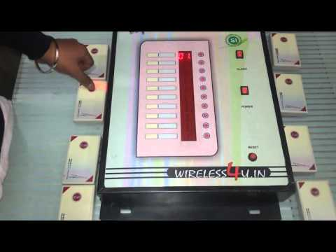 10 User Call Bell System By Supreme International, New Delhi