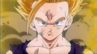 DBZ AMV DISTURBED-LAND OF CONFUSION