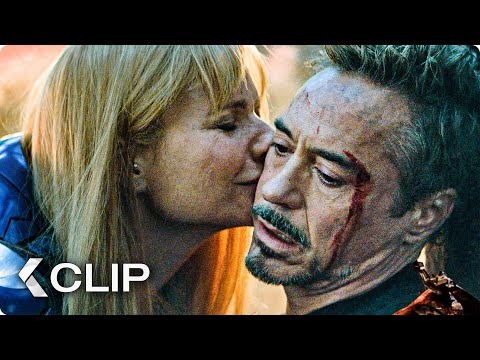 Deleted Iron Man Death Movie Clip - Avengers 4: Endgame (2019)