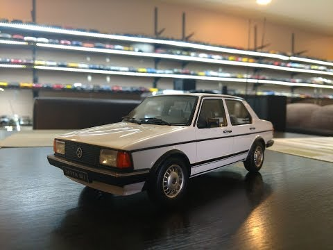1:18 Diecast review of the Mk1 VW Jetta GLI by Otto