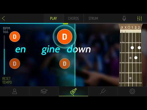 Play Copperhead Road by Steve Earle with Four Chords Guitar Karaoke!