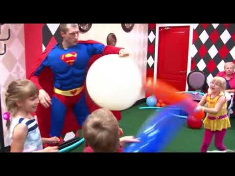аниматор супермен человек паук в краснодаре Туапсе Кропоткин Абинск Апшеронск Гулькевичи