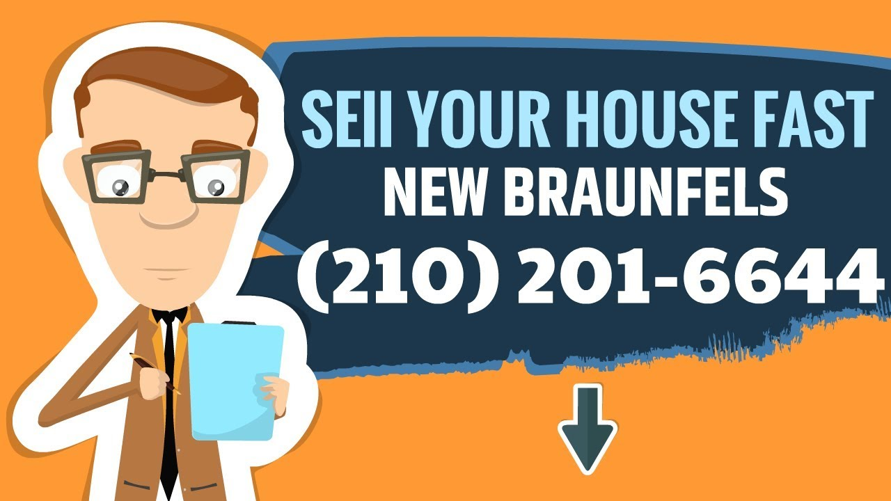 Sell My House Fast New Braunfels | (210) 201-6644