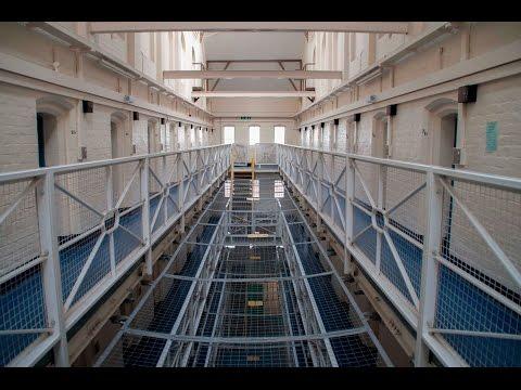 The Dana Shrewsbury prison urban exploration