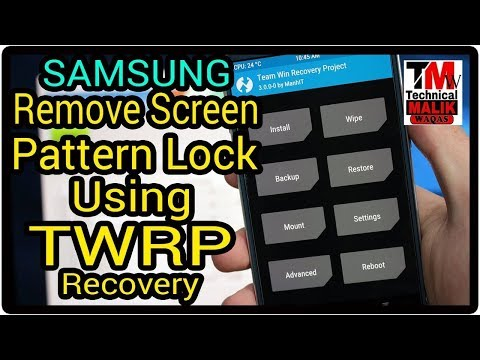 Twrp Removal Tool