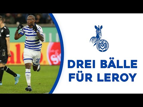 Drei Bälle für Leroy | Bude der Saison | ZebraTV | 16.09.2020