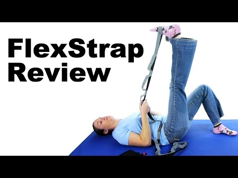 FlexStrap Stretching Strap Review Ask Doctor Jo