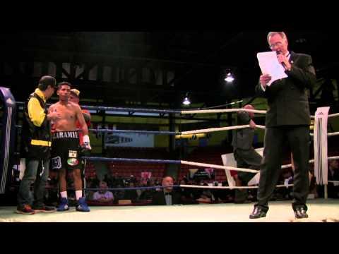 Halifax Pro Boxing Show Nov 28/15