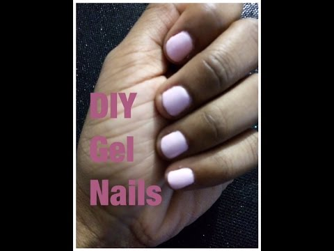 No Chip Nails For Up To 3 Weeks Diy Gel Tutorial