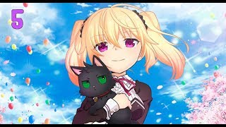 Нора, принцесса и бродячий кот 5 эпизод