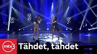 Laura Voutilainen feat. Sini Sabotage: Levikset repee | Tähdet, tähdet | MTV3