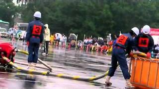 ◆平成23年 鶴居消防団 北海道消防操法大会