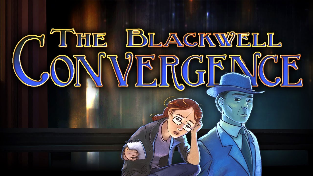 Blackwell Convergence Full Game Walkthrough No Commentary Youtube
