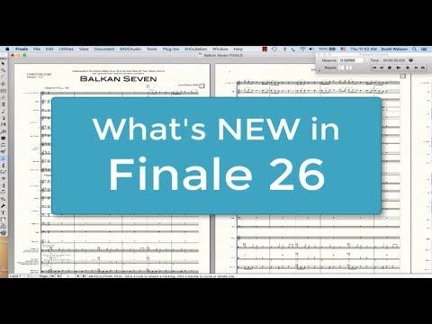 Download MakeMusic Finale v26 0 1 655 Cracked » Best music