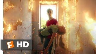 Горящий дом - Человек-Паук [HD]