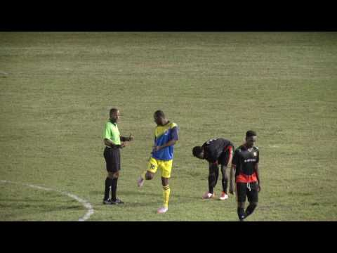 liberta SC vs SAP FC (antigua Premier League) 1st half