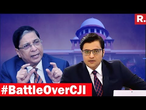 Impeachment Motion Pure Politics? | Exclusive Sunday Debate With Arnab Goswami