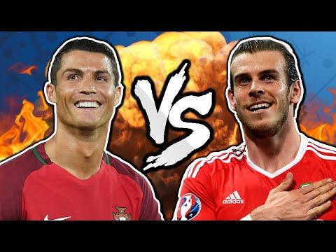 Cristiano Ronaldo vs Gareth Bale - The Ultimate Euro 2016 Battle? | Winners & Losers