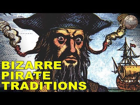 13 Bizarre Pirate Traditions Most People Don't Know About