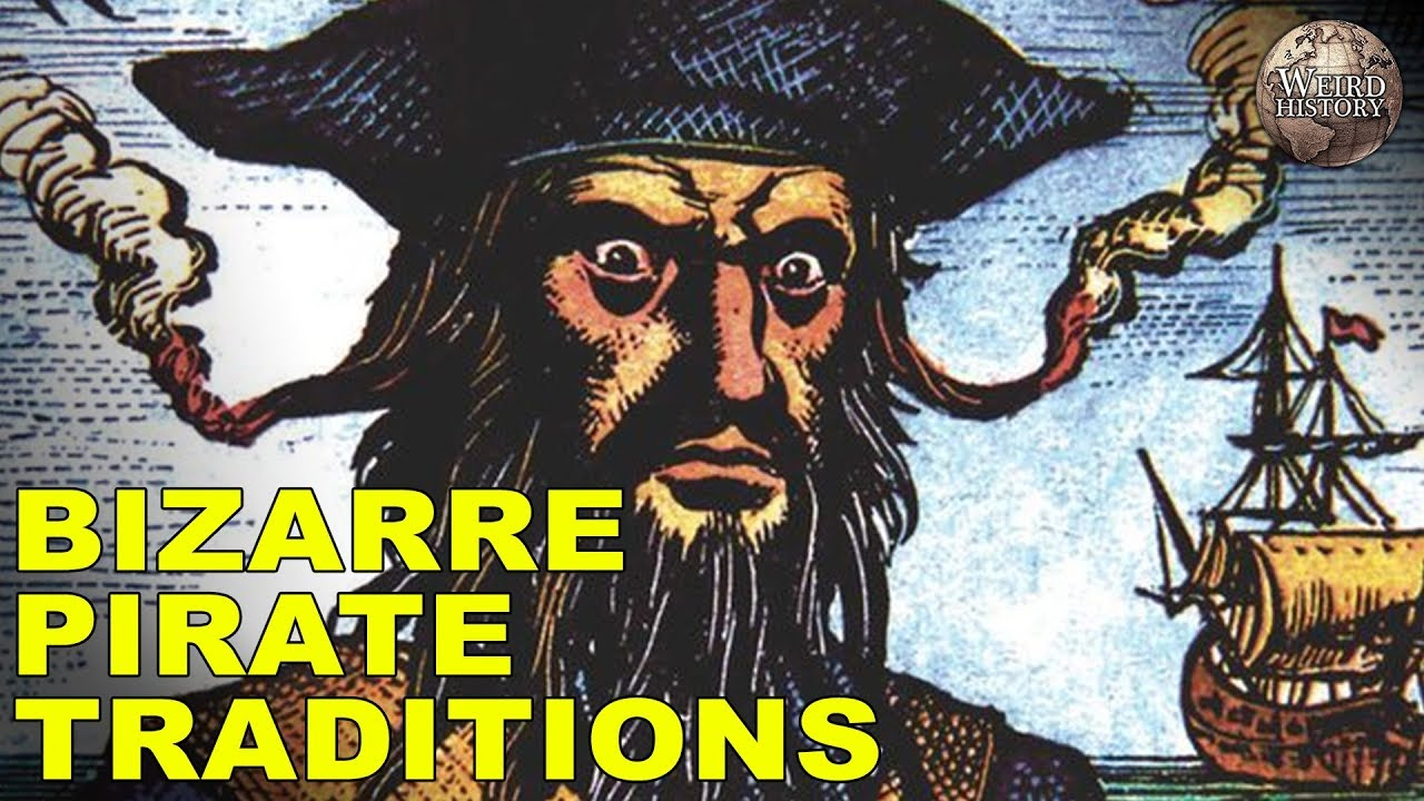 Download 13 Bizarre Pirate Traditions Most People Don't Know About