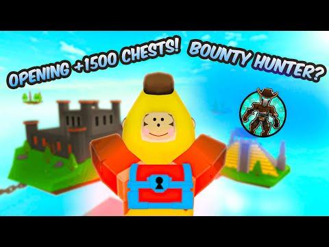 Opening 1500+ Tier 3 Chests! (Update Super Power Fighting Simulator)