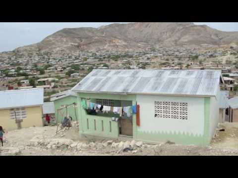 Caring House Project Foundation Village - Haiti Video and Pictures of Gonaives Haiti