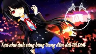 Là Con Gái Phải Xinh Bảo Thy ft KIMMESE Nightcore Lyrics