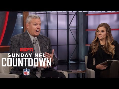 Are the Jaguars the biggest threat to the Patriots in the AFC?   NFL Countdown   ESPN