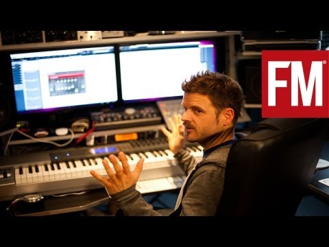 EddieThoneick - In The Studio With Future Music