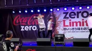 Zero Limit in Kanagawa☆サポメン