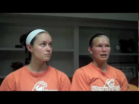 Getting To Know The Softball Seniors: Melissa West and Rachel Proehl