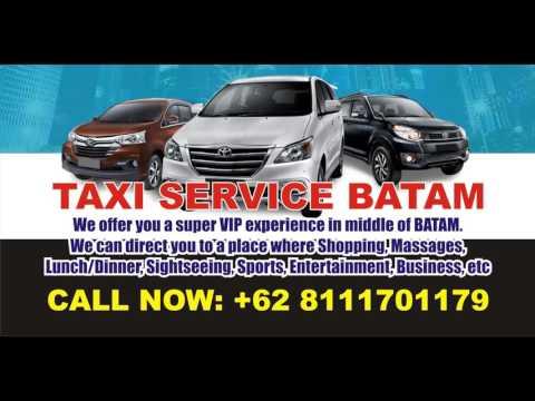 Taxi Service Batam  - Call:  +62 8111701179