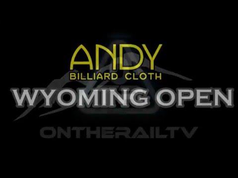 Rodney Morris vs Corey Deuel - 2016 Wyoming Open 8 Ball
