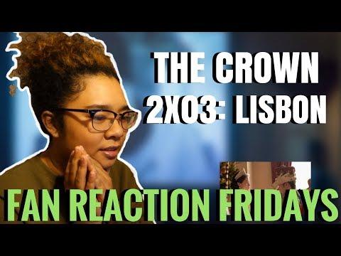 "The Crown Season 2 Episode 3: ""Lisbon"" Reaction & Review | Fan Reaction Fridays"