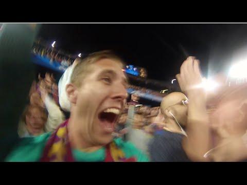 2015: FC Barcelona vs Bayern Munich (Live Experience)