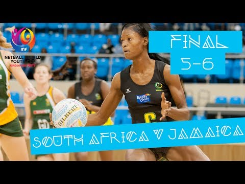 South Africa v Jamaica | #NWYC2017