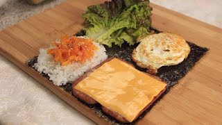 21세기 현대인은 김밥을 말지 않습니다. :: 접는김밥…