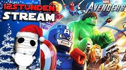 Lego Avengers 2/4 🔴 12 Stunden Stream // Livestream
