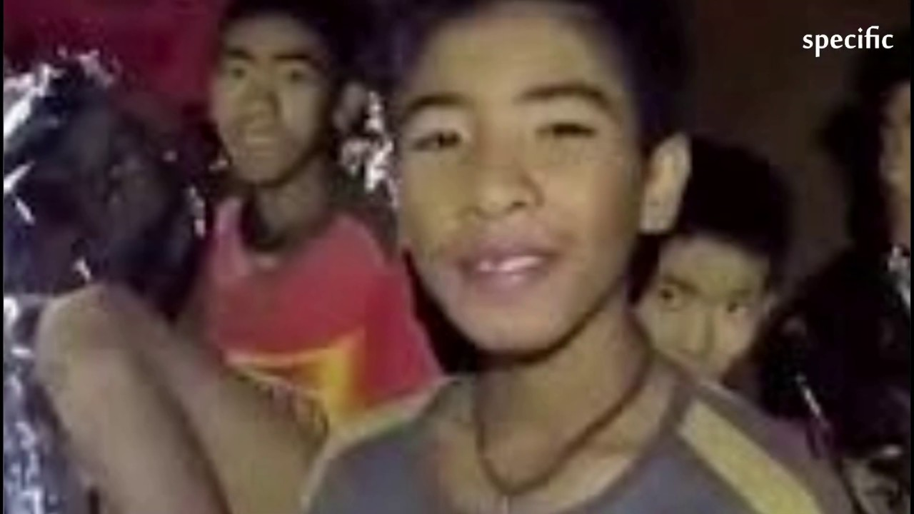 Thailand cave: Boys 'sedated with ketamine' during rescue