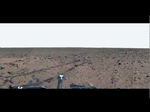 Марс, как он есть. Mars, as it is...