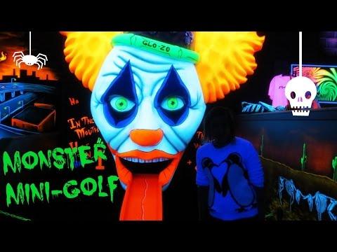 Monster Mini-golf (01.11.15)