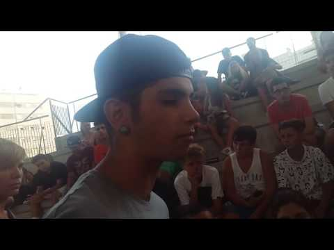 Mapache Vs Aseca - Semifinal - HH Battle 1