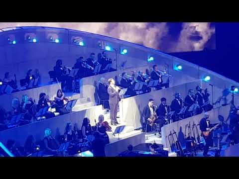 Michael Bublé Tour Live - Cry Me a River - Manchester Arena 26.05.19