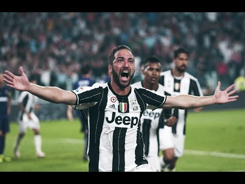 Juventus Champions League 2016/17 -Andiamo a Comandare- ft. Fabio Rovazzi