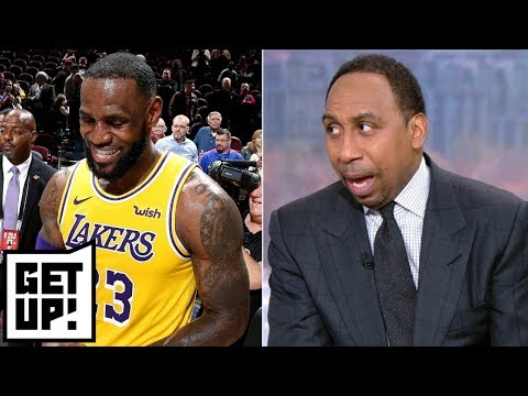 LeBron is 'as close to flawless as any superstar we have ever seen' - Stephen A. | Get Up!