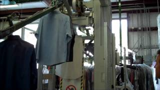 DeLuxeCleaners Dry Cleaning 101 Inventory Control
